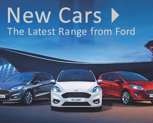 New Ford Cars For Sale in Rothesay, Isle of Bute, Scotland